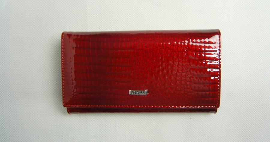 Női pénztárca  VIA 55 női pénztárca VP76114RSRED f5cf6f4333